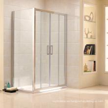 Cubículo de la cabina de ducha