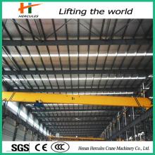 5t Single Girder Bridge Crane Overhead Hoist Crane
