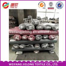 tela de algodón de la franela de la acción mucho algodón C100 20 * 12 40 * 42 algodón de la tela de algodón franela teñido impreso al por mayor cepillado