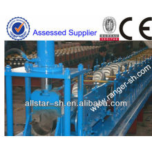 Round or Square Gutter & Water Channel Roll Forming Equipment