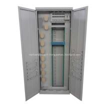 Cadre de distribution à fibre optique 720 cœurs ODF