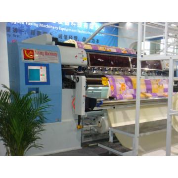 Matratze steppende Maschine, EDV-Multi-Nadel Kettenstich Quilting Machine Quilter