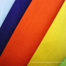 Resistance Wash Stretch Popeline Stoff für Damenhemd mit guter Färbung