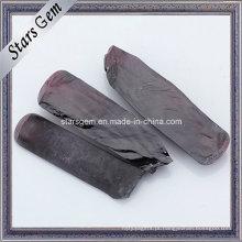 Fornecedores rústicos vermelhos do corindo 8 # do rubi, pedra áspera do rubi