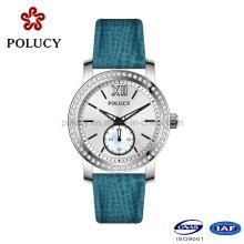 Faire personnalisé de haute qualité en acier inoxydable femmes montres bracelets