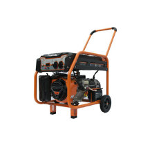Générateur d'essence de démarreur électrique 5kVA avec AVR (FE6500E)