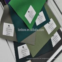 China Lieferant Hohe Qualität Bunte 98% Wolle / 2% Lyca Stoff für kleid