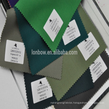 China Supplier High Quality Colorful 98%Wool/2%Lyca Fabric for dress