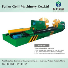 Wire Rod Banding Machine para Hot Rolling Plant