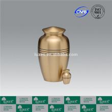 LUXES Urnen Online-Cremaiton-Metall Urnen für Asche