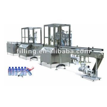 QGQ750 Automatic Aerosol Filling machine