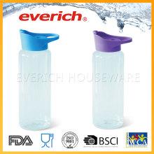 Fournisseurs de bouteilles en plastique bon marché avec paupière facile à boire
