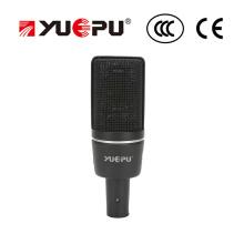 Micrófono profesional de grabación de diafragma grande