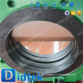 Didtek High Quality Pneumatic Actuator Resilient Seated Wafer Type Zero Downstream Leakage Slurry Knife Gate Valve