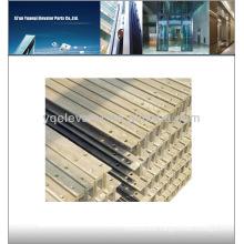 Elevator Guide Rail T45--A,T50--A guide rails for elevators