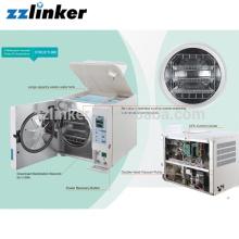 LK-D13 JN-23L Écran tactile Classe B Spectrométrie autoclave dentaire portative