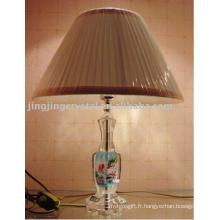 Lampe de table en cristal moderne de bonne qualité 2016