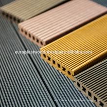Hot! Hot! Wood plastic composite decking outdoor