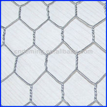DM malha de arame hexagonal como gaiolas