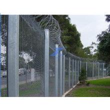 358 com arame farpado prisão esgrima para alta segurança (TS-E51)