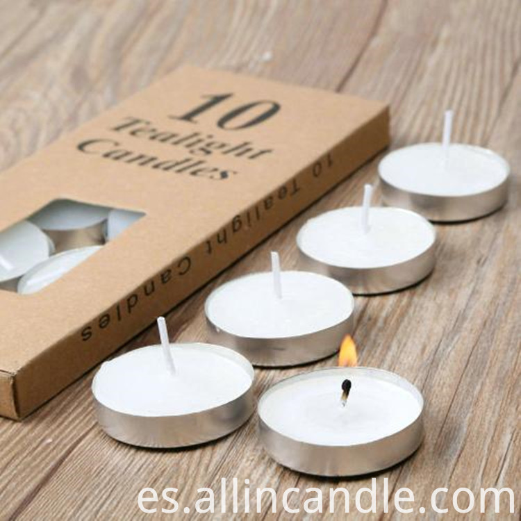 Tealight Candle 12