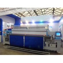 Machine à piquer et à broder informatisée, Quilter à broderie programmable, broderie à l'aiguille multi-aiguilles