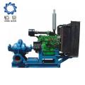 Bomba de irrigação do motor diesel de sucção dupla