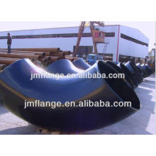 Gost tubo de aço carbono acessórios para tubos de cotovelo galvanizado