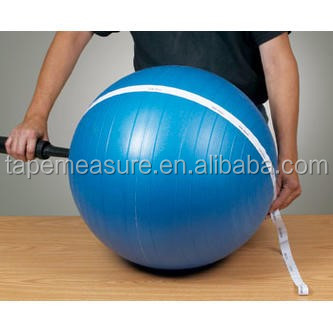 40Inch Fitness Ball Measure Tape To Measuring Yoga