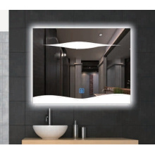 Hotel Home Decor Wall Mounted Decorative Makeup LED Mirror