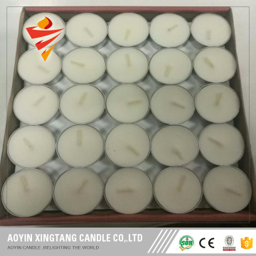 Dekorasi Pohon Natal Tea Light Candles