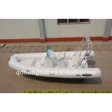 CE RIB580 sport inflatable boats luxury yacht outboard 60hp engine