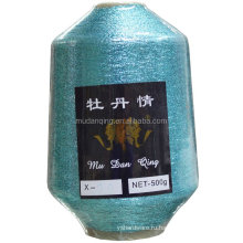 цветная пряжа типа MX Metallic для ткачества