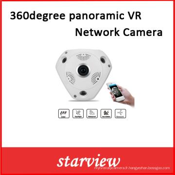 Caméra réseau 360 degrés panoramique Vr