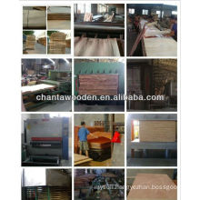 Melamine plywood 18mm,hardwood core