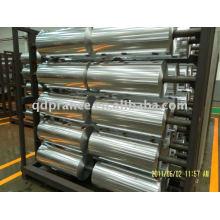 Rolos jumbo de folha de alumínio