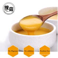 Low calorie yummy taste frozen pumpkin corn cream soup