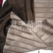 Camurça bronzeada com fundo escovado