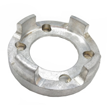 Präzisions-silberner anodisierender Aluminium-Cnc-Graveur der hohen Qualität