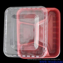 Plastic Lunch Box in Canteen (HL-204)