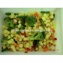 iqf mixed vegetables carrot green pea sweet corn