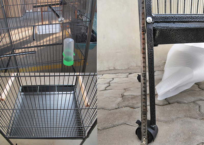 Birdcage parrot cage 5