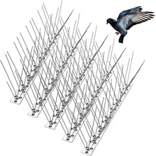 50 cm 30 spines stainless steel bird spikes environmental protection bird spines orchards bird repelling