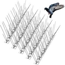 50 см 30 шипов из нержавеющей стали шипы для птиц охрана окружающей среды шипы для птиц сады отпугивание птиц