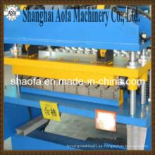 Rodillo ondulado del panel del tejado que forma la maquinaria (AF-R836)
