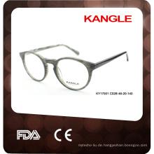 Nach Maß Größe 46-20-140 optischer Rahmen ohne Nasenpads mit der besten Qualität
