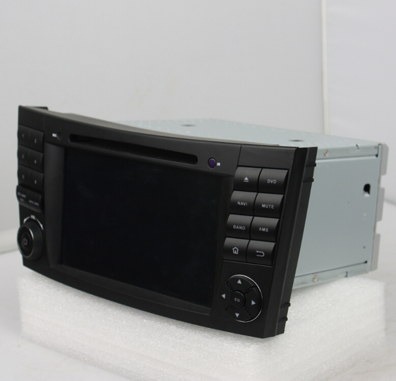 7 Inch car dvd player GPS