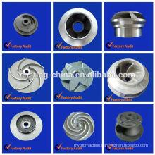 casting stainless steel turbine blade