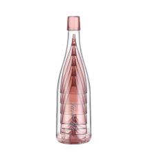Ensembles de verres à vin détachables en plastique