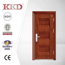 Deep Press Security Steel Door KKD-321 with Matte Polish